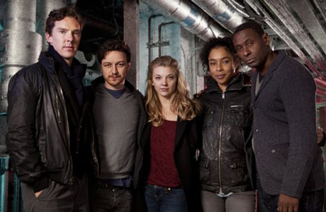 "First ""Neverwhere"" Pictures (2013)"