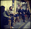 "First day of filming ""The Originals"" (4x20) - the-vampire-diaries-tv-show photo"