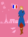 Francis - hetalia-france fan art