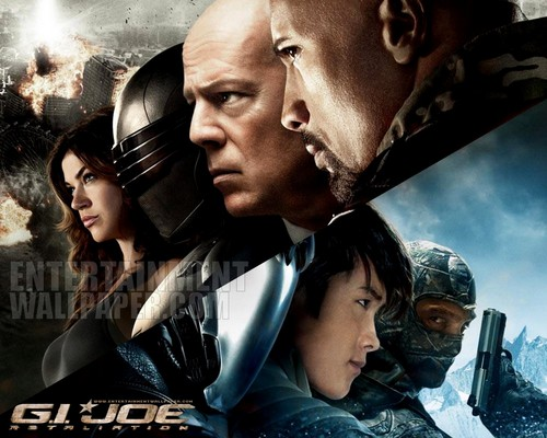 G.I Joe : Retaliation [2013]