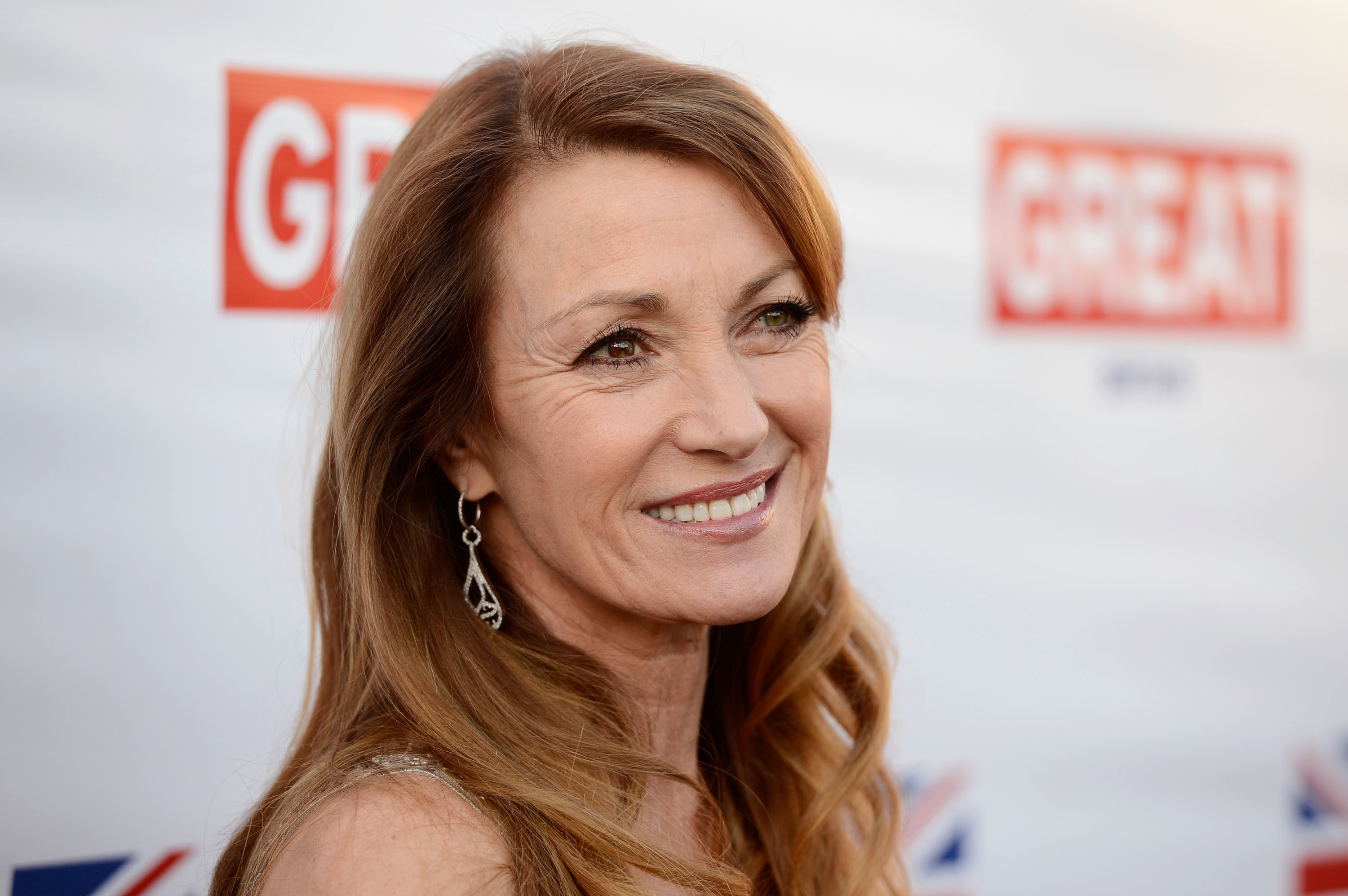 Jane Seymour Images Great British Film Reception 2013 Hd
