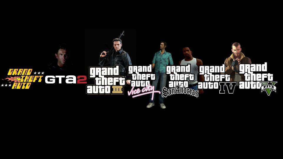 Grand Theft Auto Images Gta Series Hd Wallpaper And Background