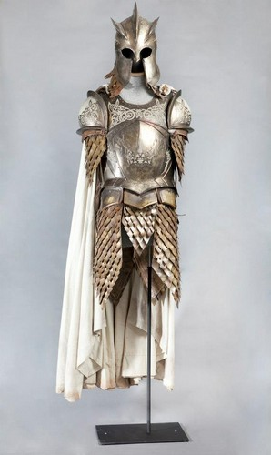 Game of Thrones Exhibition: pujian and Costumes