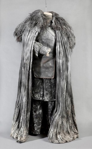 game of thrones wallpaper entitled Game of Thrones Exhibition: pujian and Costumes