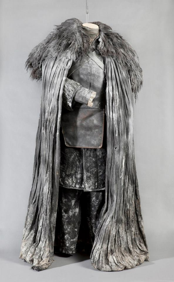 Game of Thrones Exhibition: 支持 and Costumes