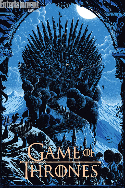 Game of Thrones - Limited Edition Poster