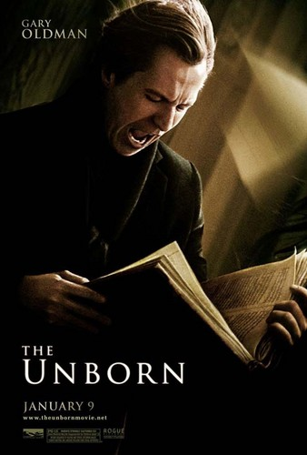 "Gary Oldman ""The Unborn"""
