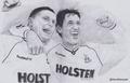 Gazza & Gary Lineker