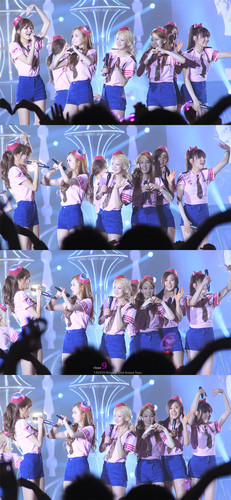 Girls' Generation's from their 2nd japón Tour