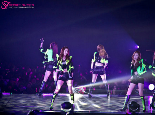 Girls' Generation's from their 2nd जापान Tour
