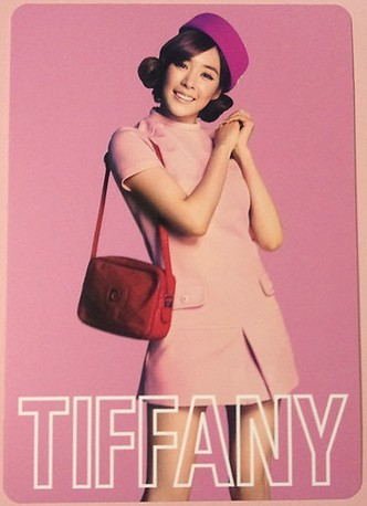Girls' Generation's 写真 cards from their 2nd 日本 Tour