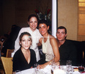 Gloria Estefan, Jennifer Lopez, Ingrid Casares and Chris Paciello