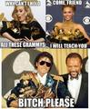 Grammys - michael-jackson photo