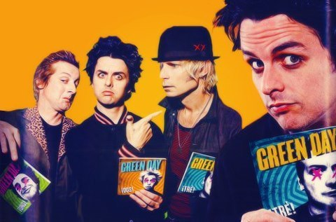 Green Day :)