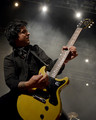 Green Day performs to a sold out crowd - green-day photo
