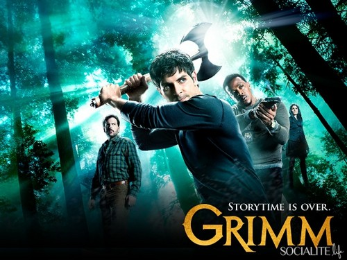 Ingrid's Graceland wallpaper containing a show, concerto called Grimm ಇ