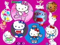 HELLO KITTY RULZ - hello-kitty fan art