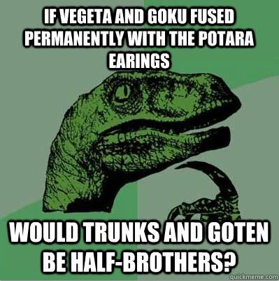 Half-Brothers?
