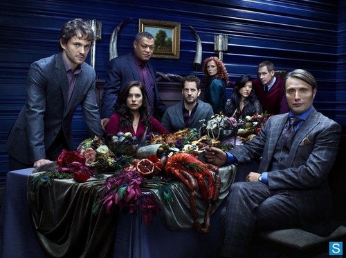 Hannibal - Cast Promotional 사진