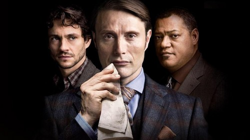 Hannibal TV Series wallpaper containing a business suit and a suit titled Hannibal - Promotional Photo