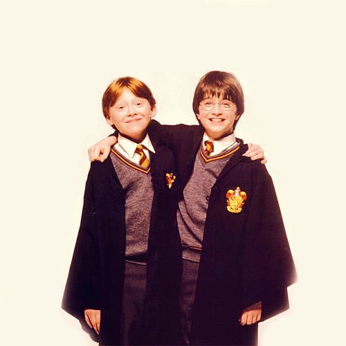 Harry&Ron