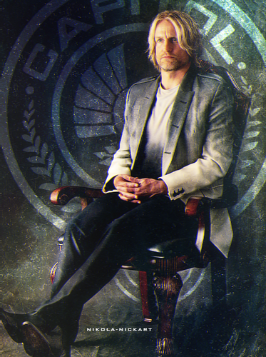 Haymitch Portrait-Catching fogo