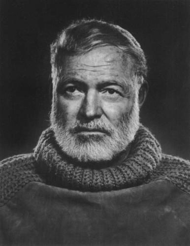 Ernest Hemingway wallpaper titled Hemingway
