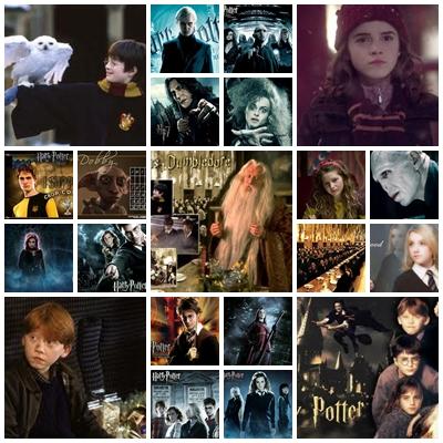 ヒーローズ and Villains of HP