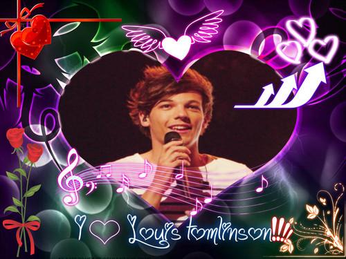 I amor Louis tomlinson
