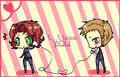 I love you - hawkeye-and-black-widow fan art