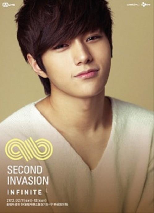 Infinite L - Корейские актеры и актрисы фото (33892697) - Fanpop