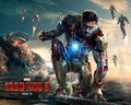 iron-man - Iron Man 3 [2013] wallpaper