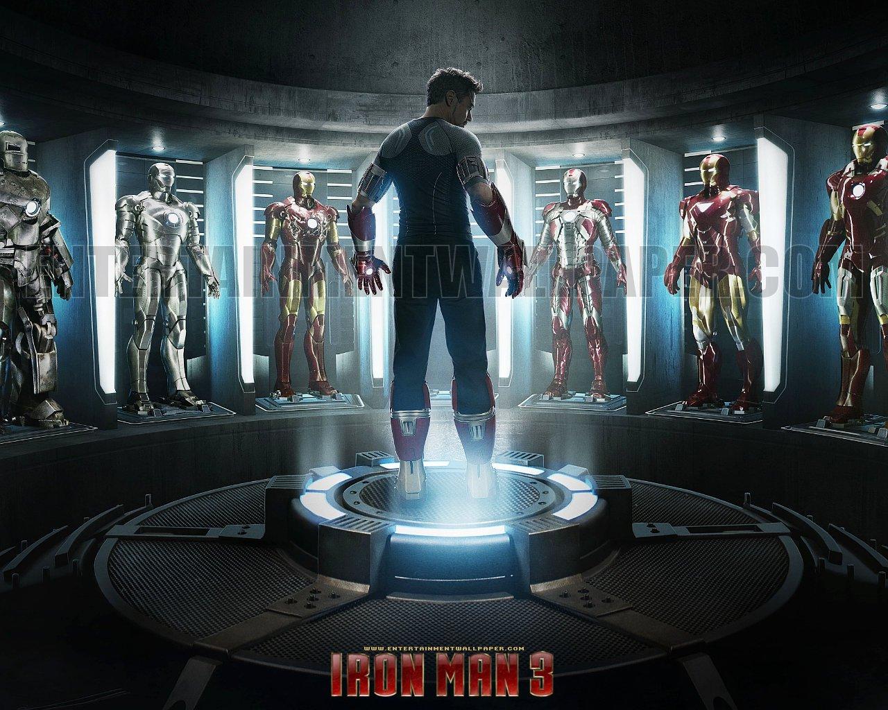 Iron Man 3 2013 Iron Man Wallpaper 33873845 Fanpop