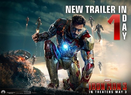 New Trailer in 1 araw