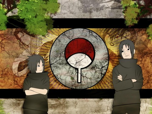 Itachi and Sasuke wallpaper