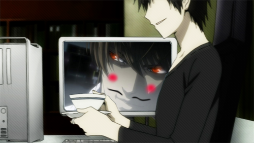 Izaya Vs Light