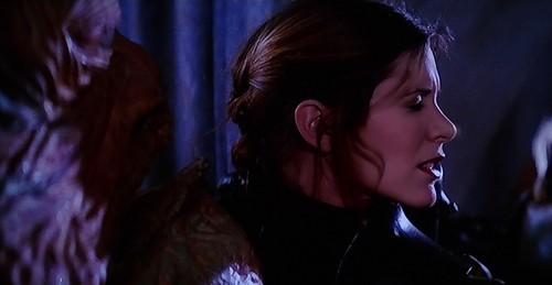 Jabba licking Leia
