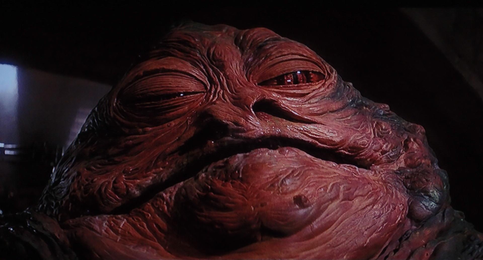 Jabba the Hutt - Star Wars Photo (33843582) - Fanpop Jabba The Hutt