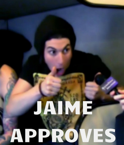 Jaime Approves