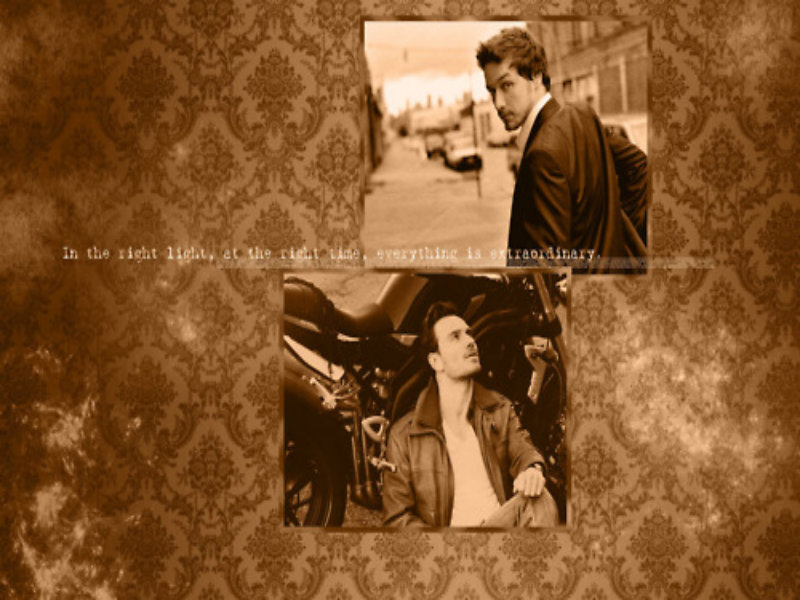 James & Michael ★