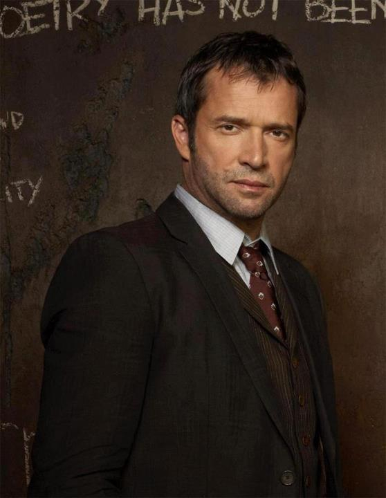 james purefoy how tall