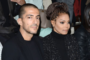 Janet And New Husband, Wassam Al Mana