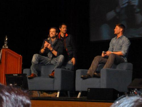 Jensen & Misha - Vegas Con 2013