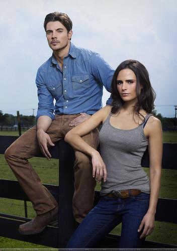 John Ross & Elena Promo Pics