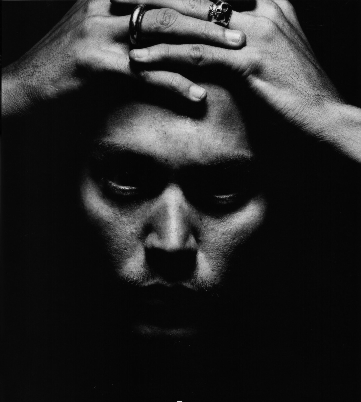 Infrared Portrait Photography Richard Beitzel