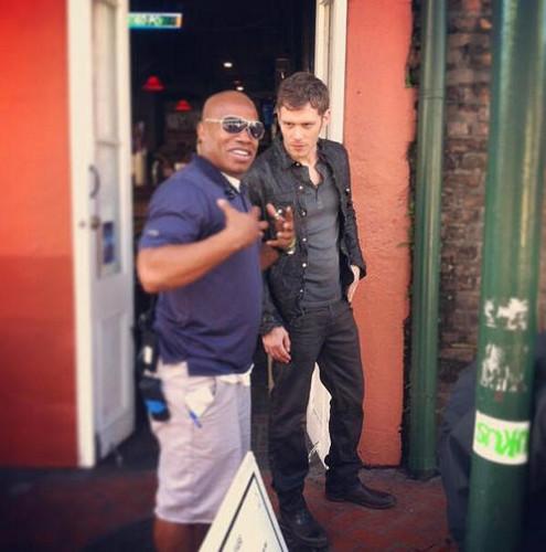 Joseph 摩根 fanpics in New Orleans (March 2013)