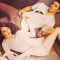 Josh & Emma Stone