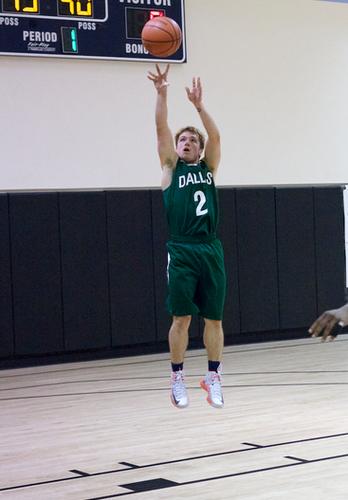 Josh playing बास्केटबाल, बास्केटबॉल, बास्केट बॉल on Sunday (March 10th, 2013)
