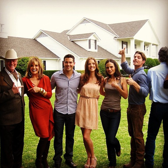 Josh & the Cast of 'Dallas'
