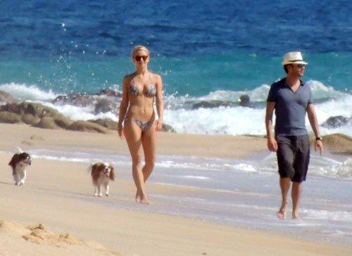 Julianne out in Cabo San Lucas